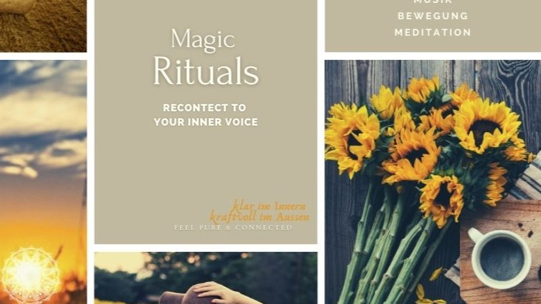 Magic Nature Rituals | HOCHSOMMER | Recontect to your inner Voice