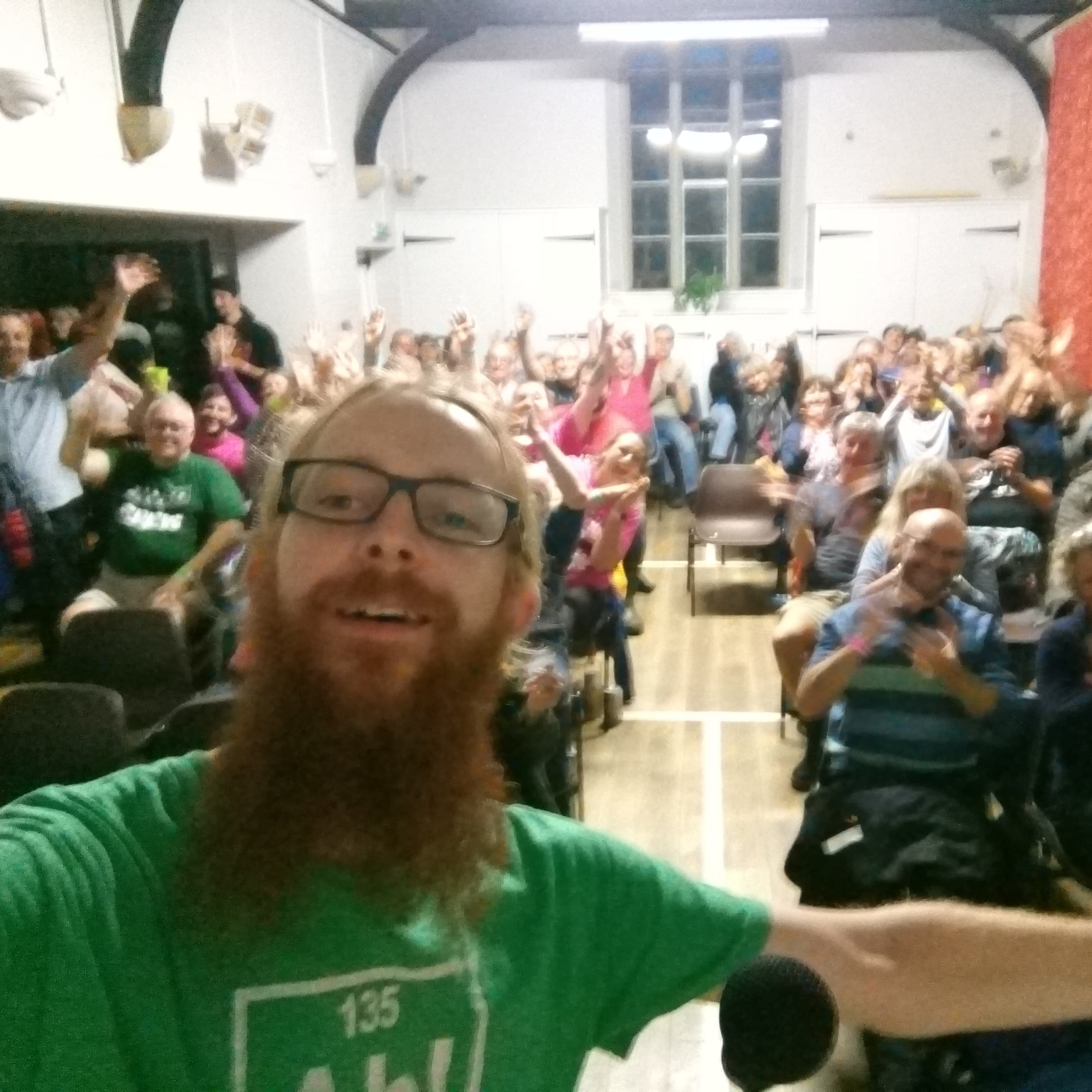 The People's Comedy at Tolpuddle