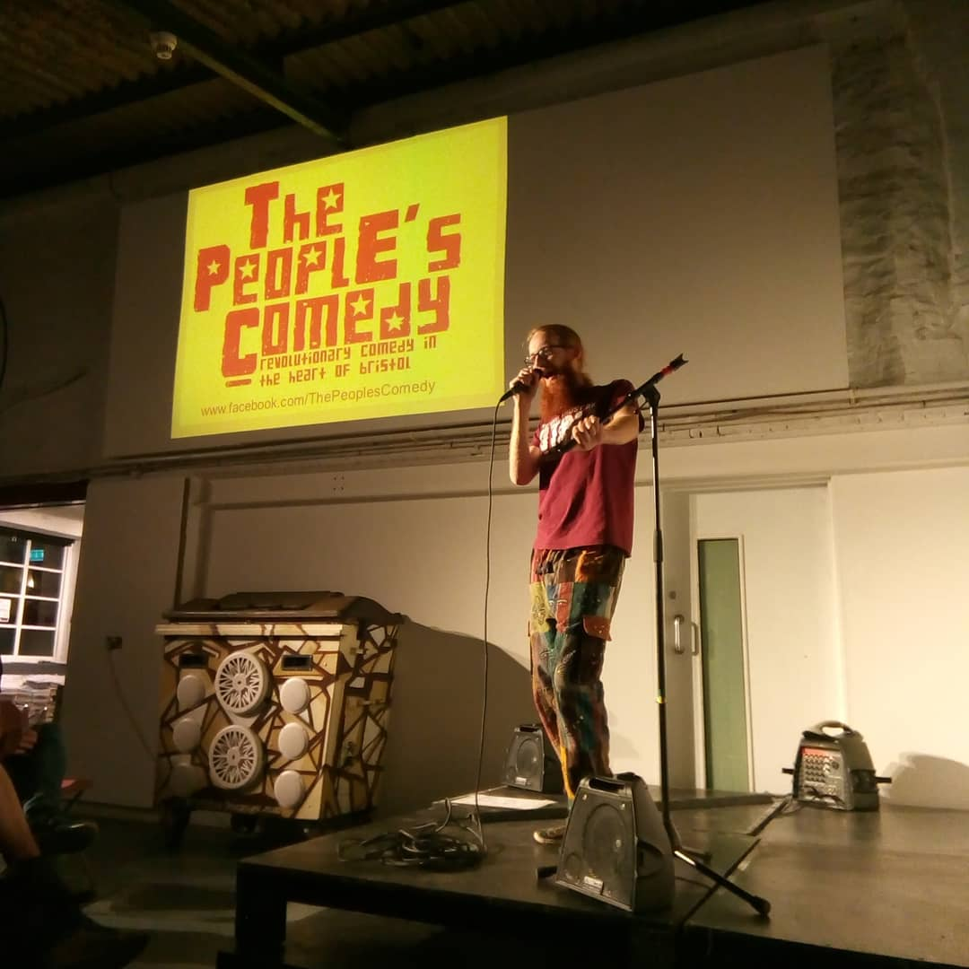 Hosting The People's Comedy