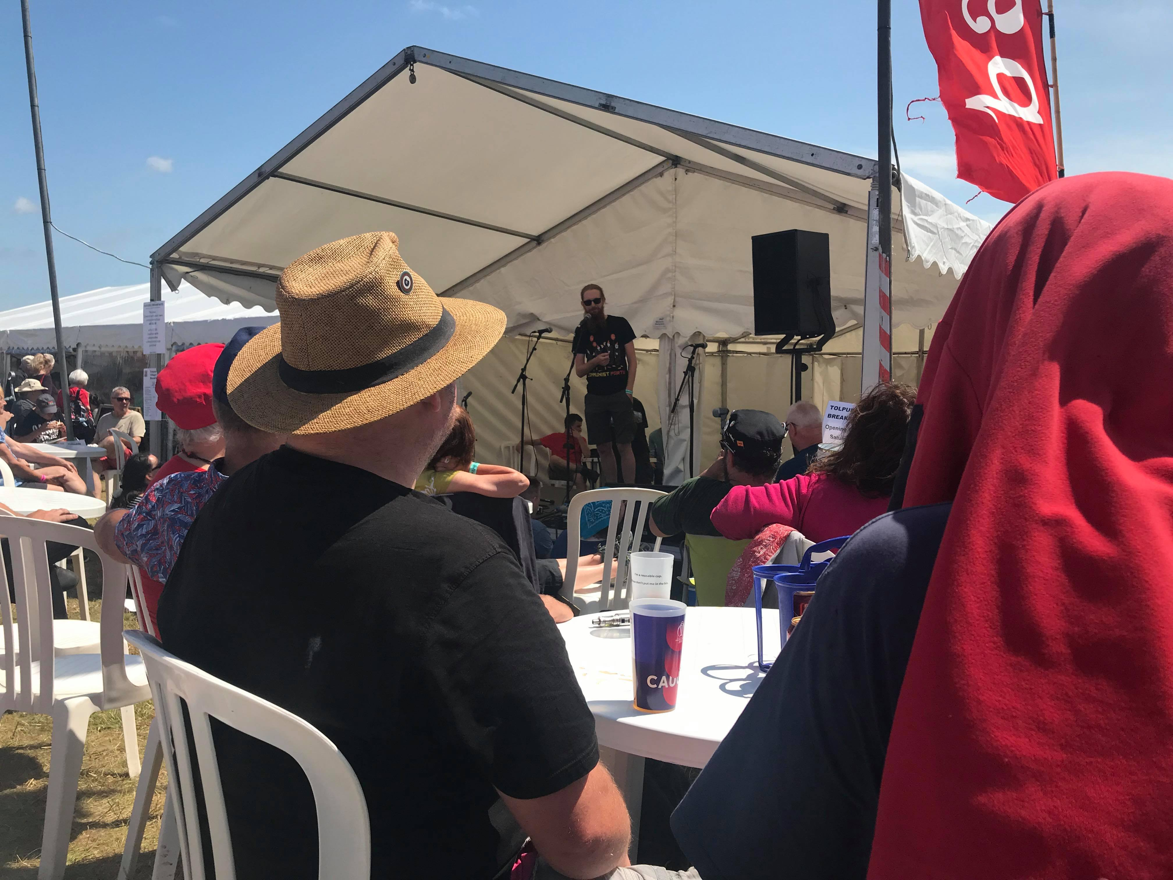Comedy Takeover at Tolpuddle Martys