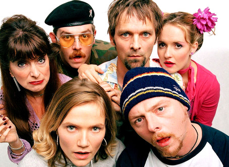 SPACED: Every episode ranked worst to best.