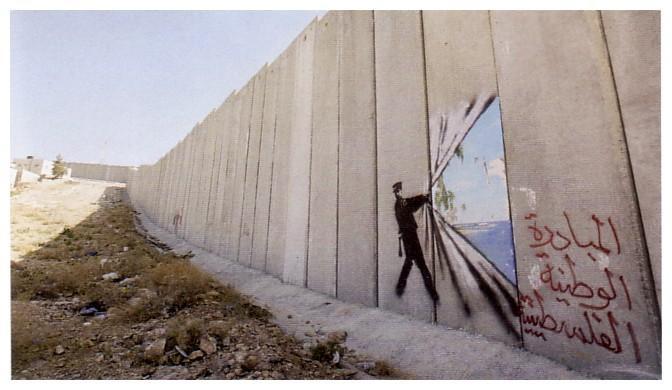 Is Banksy anti-Semitic?
