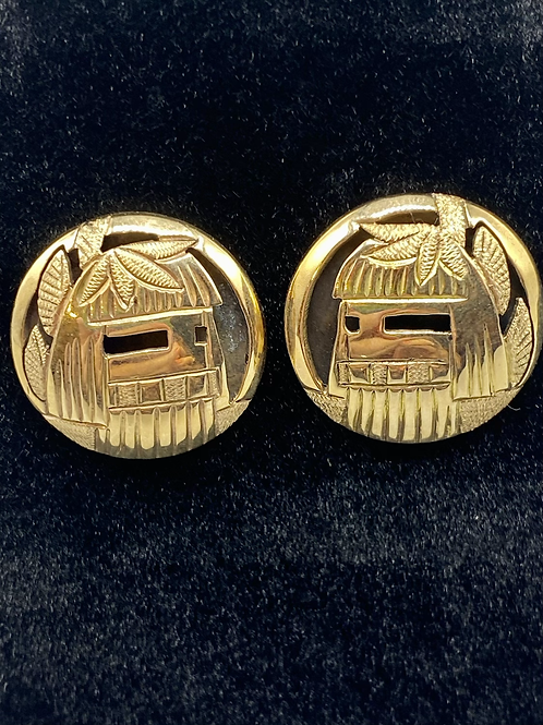 Emmett Navakuku Earrings
