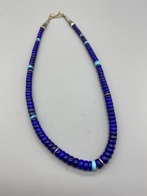 Hand rolled beads by talented Anderson Peywa