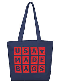 Deluxe Tote Bag USA MADE BAGS