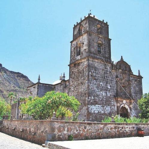 San Javier Mission Tour