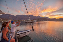 Wild Loreto Sunset Cruise at Villa del palmar at the Islands of Loreto