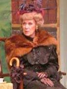 Lady Bracknell in the Importance of Being Earnest