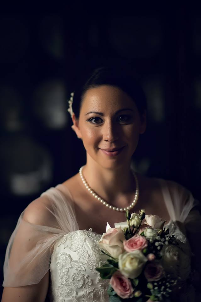 bridal up style