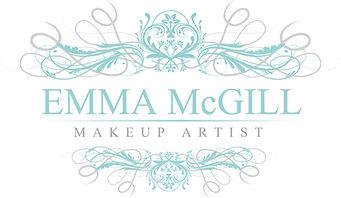 Emma McGill Makeup Artist Logo