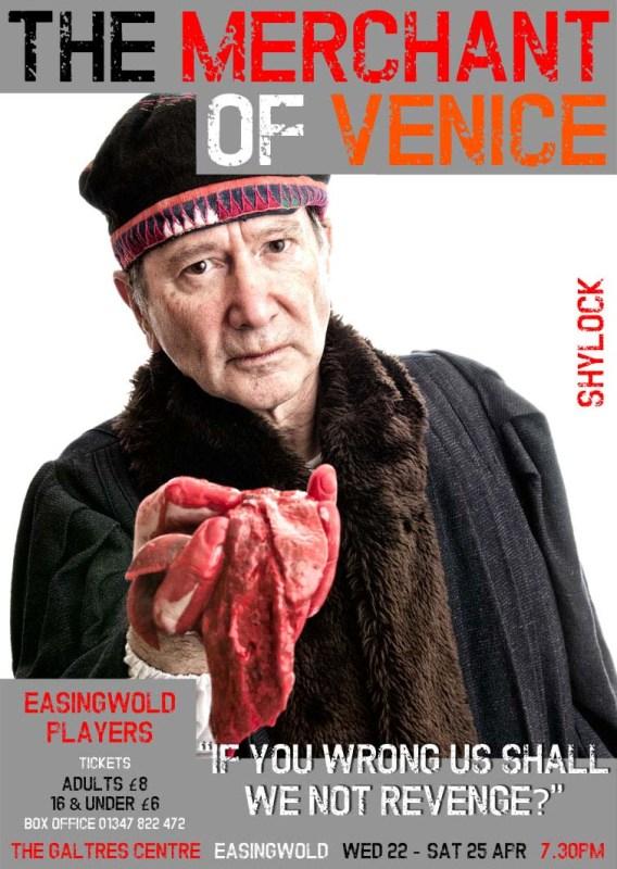 Merchant of Venice April 2015