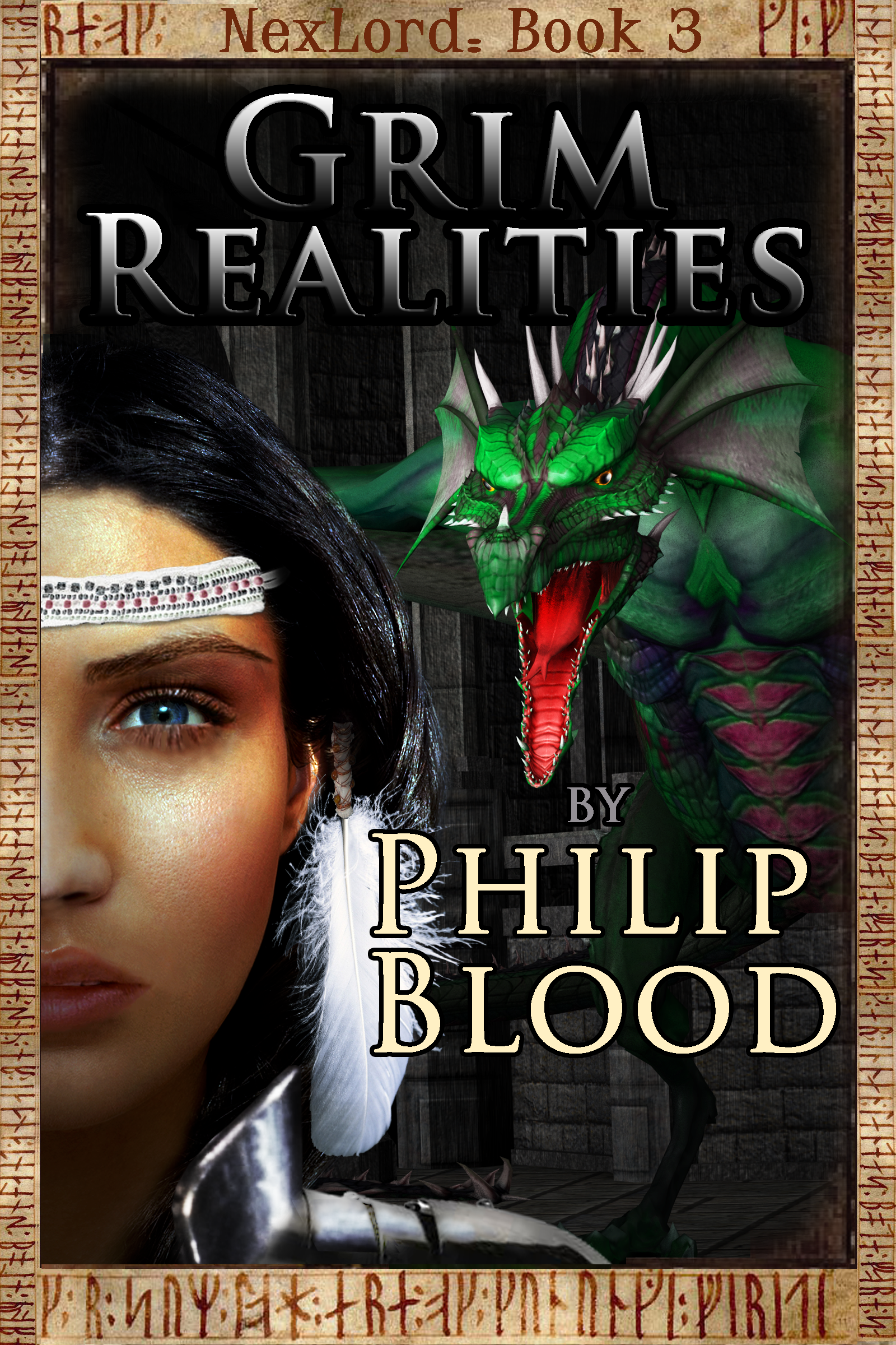 Realities Book 3 Nexlord