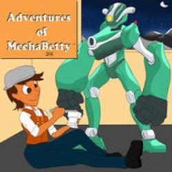 The Adventures of Mechabetty
