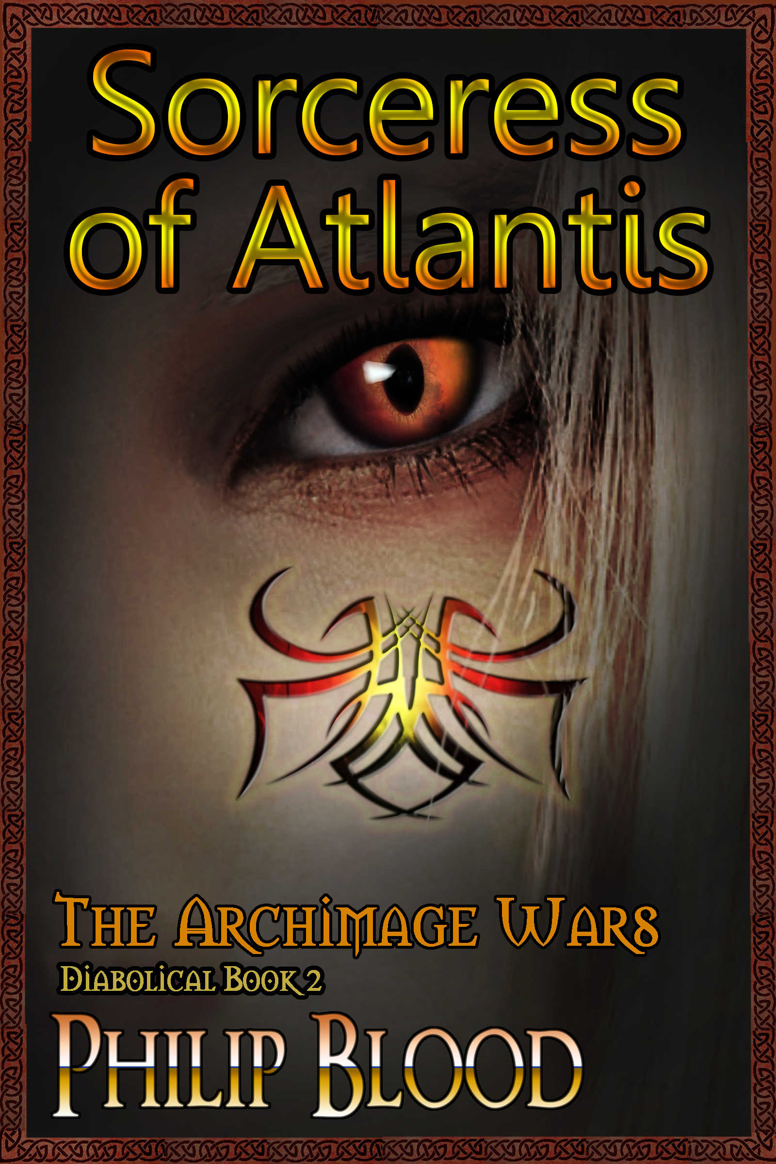 The Sorceress of Atlantis