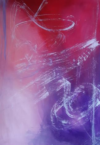 MYYTY Pirkko, Acrylic on paper, 275€ (sis.alv)