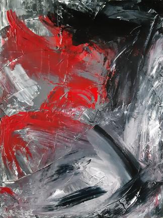 Life happens 60x80cm Acrylic on canvas 245€ (sis.alv) Tiina Miinalainen 2019