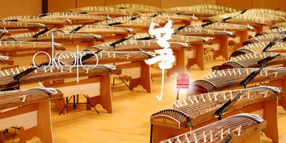 Sawai School Koto Performance