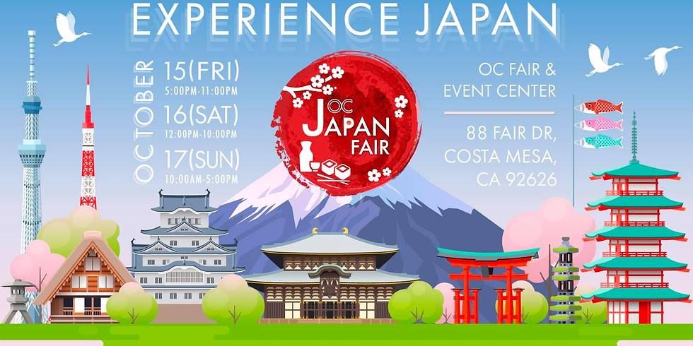 OC Japan Fair 2021