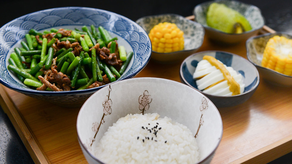 Healthy meal delivery from restaurants