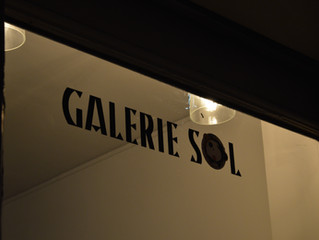 Exhibition at Paris, Galerie Sol Paris