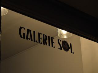 Exhibition at Paris, Galerie Sol Paris