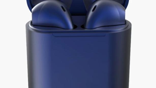 Macaron Earbuds - Navy