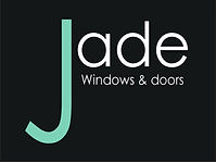 3. Jade Windows & Doors Logo Black Backg