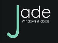 3. Jade Windows & Doors Logo Black Backg