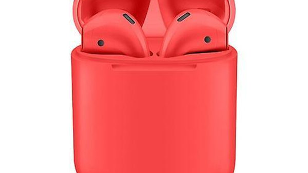 Macaron Earbuds - Red
