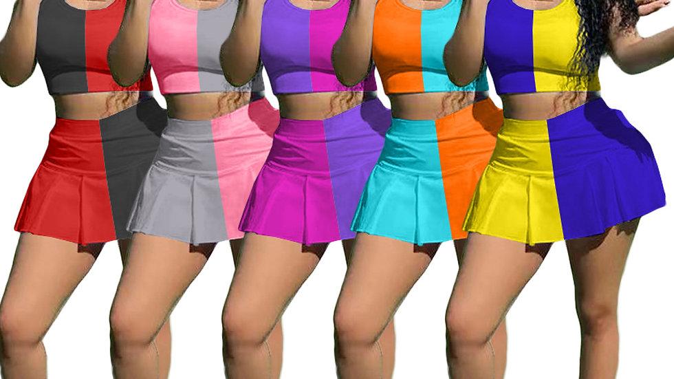 Women's Matching Summer 2pc Outfits Women 2 Piece Short Set