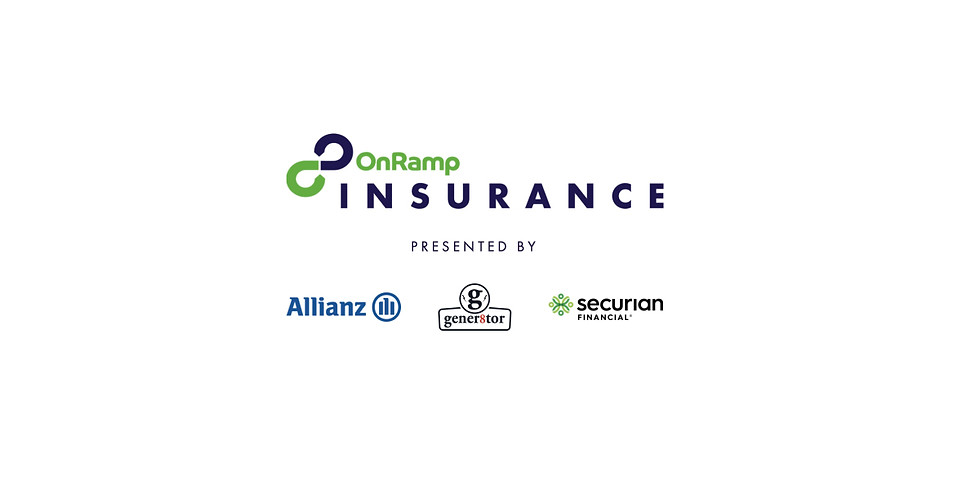 Virtual OnRamp Insurance Conference