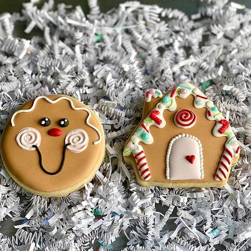 Gingerbread Cookie Set