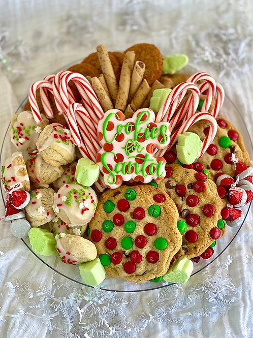 Char-Cookie-Rie Platter
