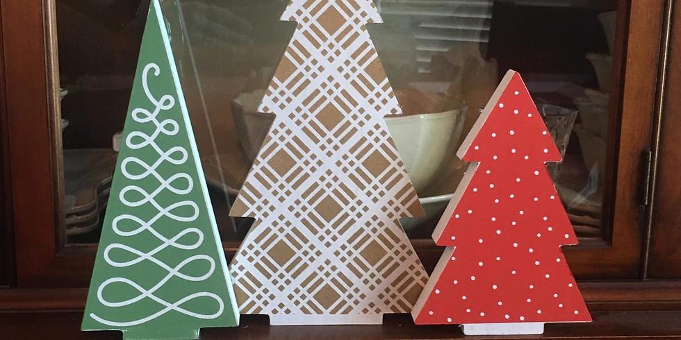 Christmas Decor Make & Take
