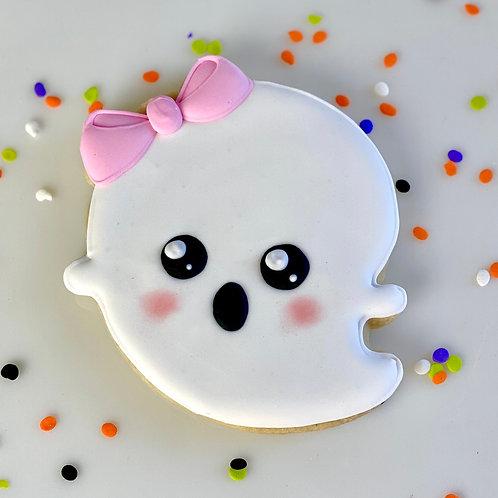 Girlie Ghoul Cookie