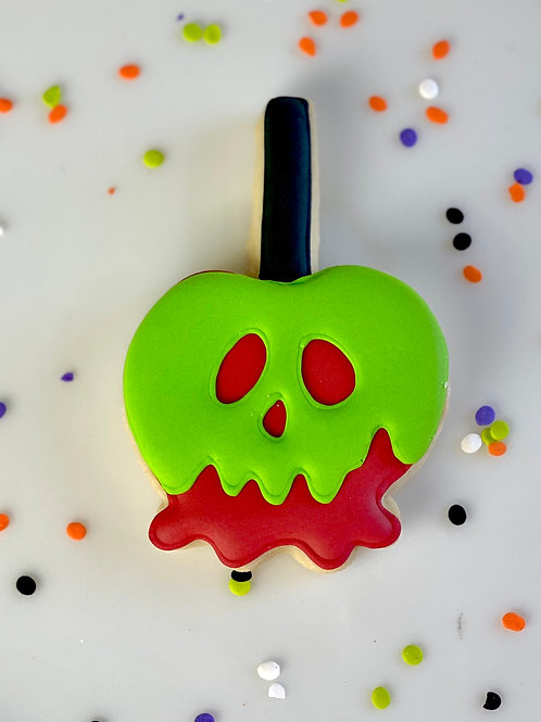 Poison Apple Cookie