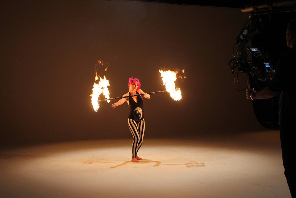 Luna - Fire Dancer
