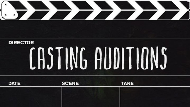 CASTING: Internal B-Roll Shoot /Fast Casting