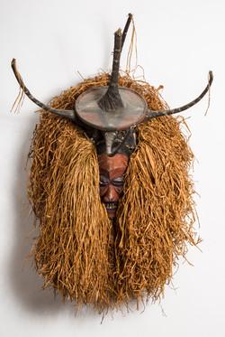 Yaka Initiation Mask