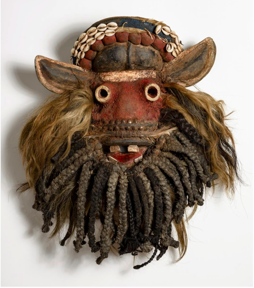 Warrior Mask