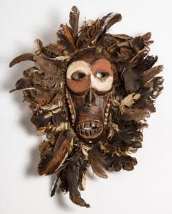 Bembe Ceremonial Mask