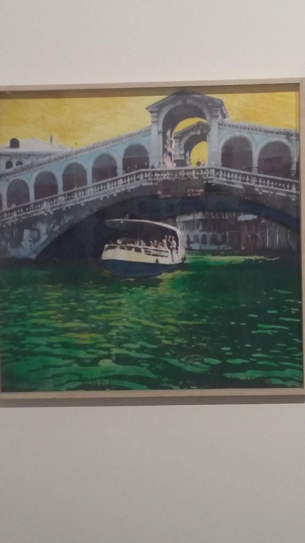 #uriburu #rialto #canalgrande #1968
