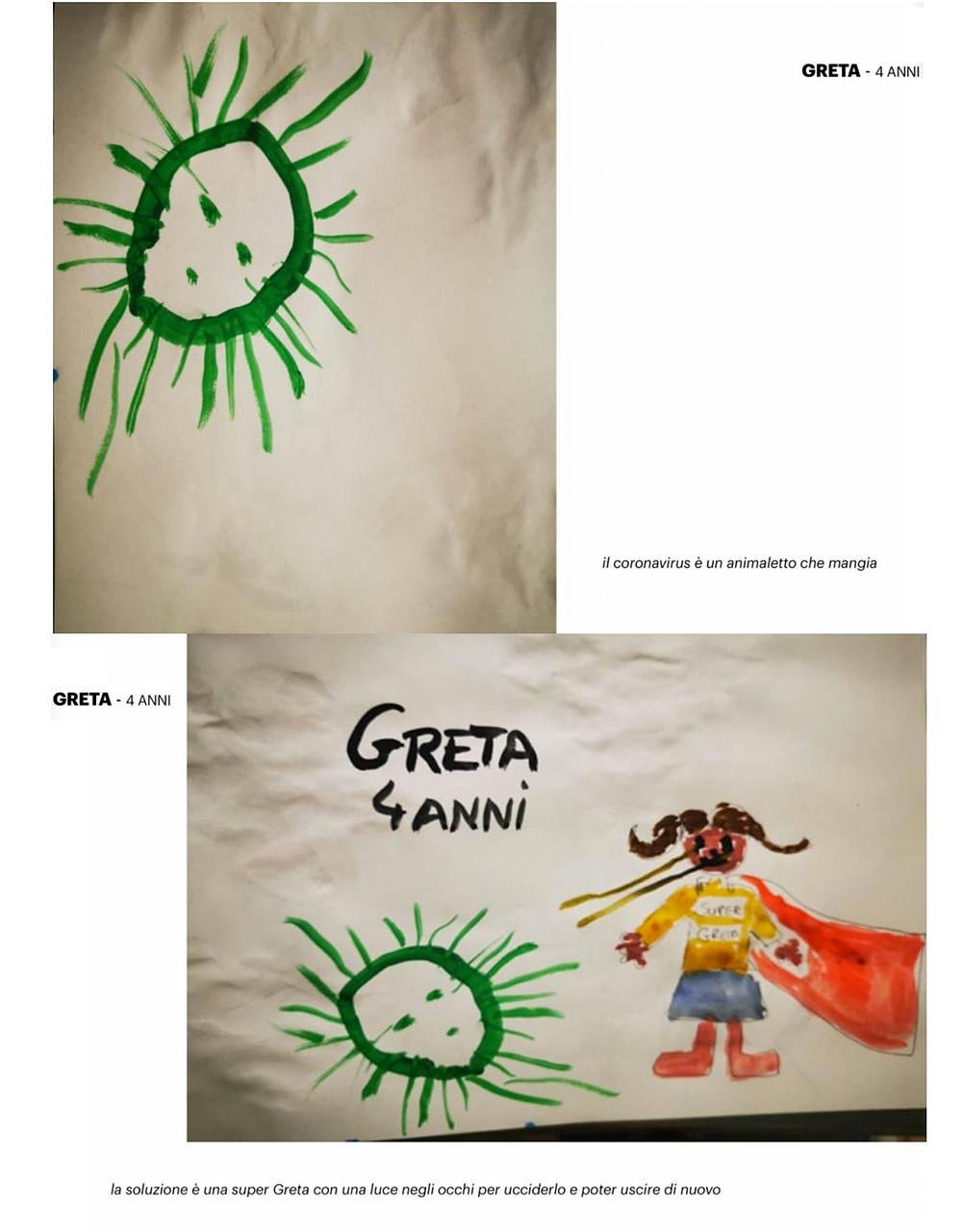 detail raccolta disegni by Donatella Caprioglio