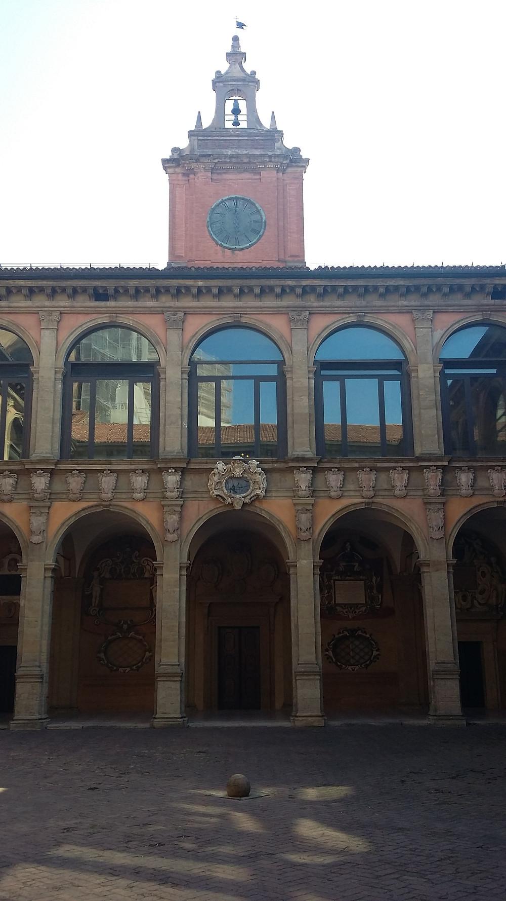 Palazzo Archiginnasio