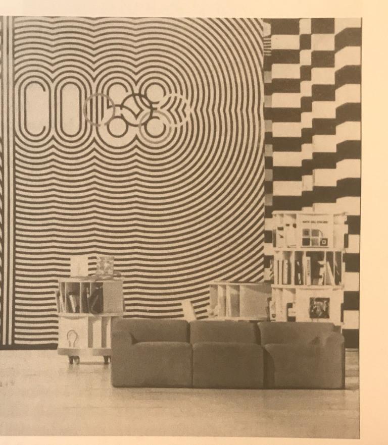 XIV #triennale 1968 detail