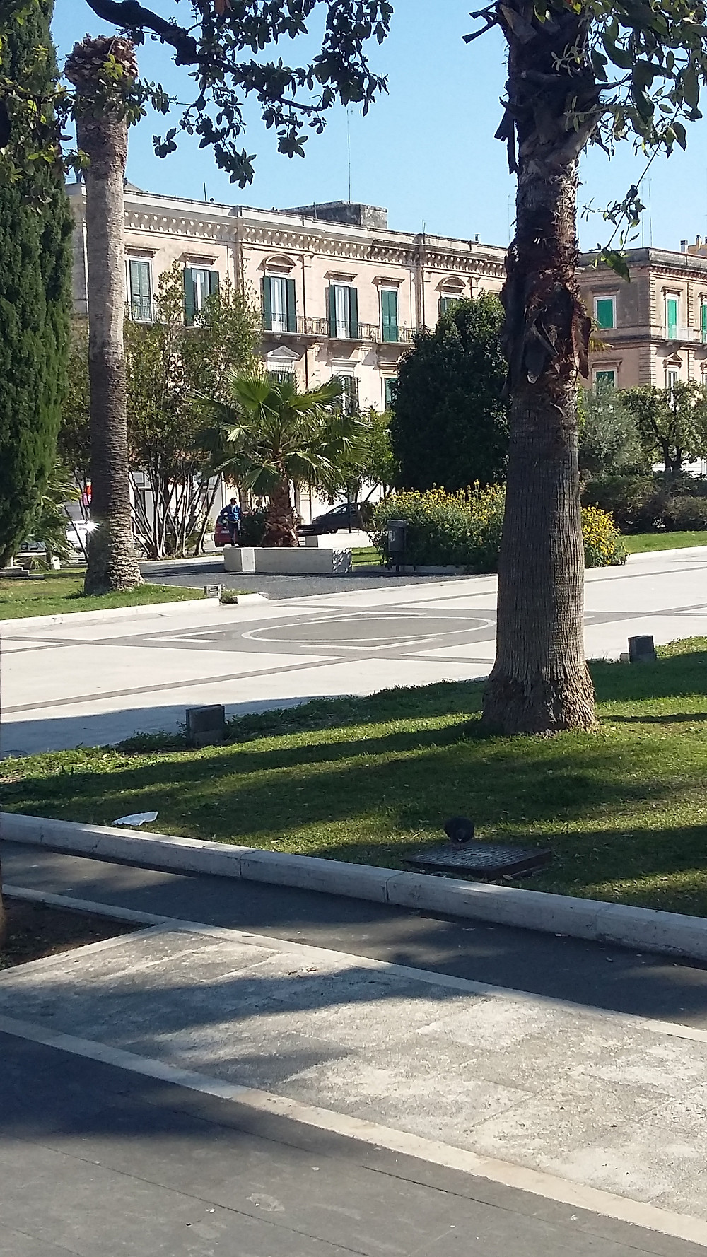 #bisceglie #villa #passeggio