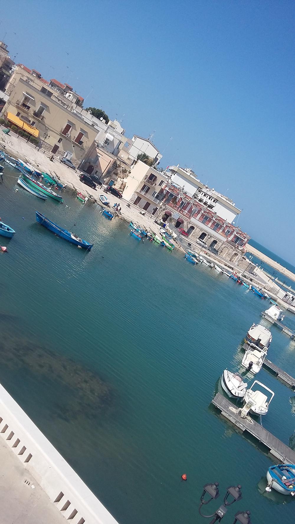 #bisceglie #porto