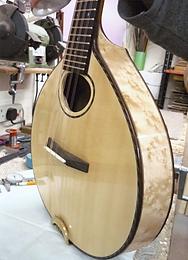 Sobell-Style Mandolin (Sold)