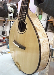 Sobell Style Mandolin (Sold)