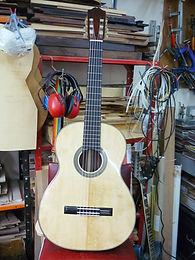 Santos Rosewood Classical